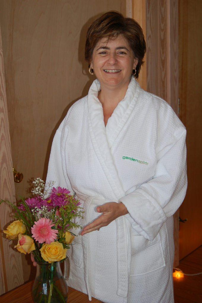 bathrobe v