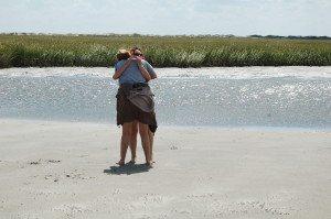 beach hug